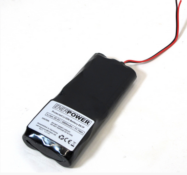 Softpack Battery 21.6V-22.2V 3.4Ah PCM 5A no Connector
