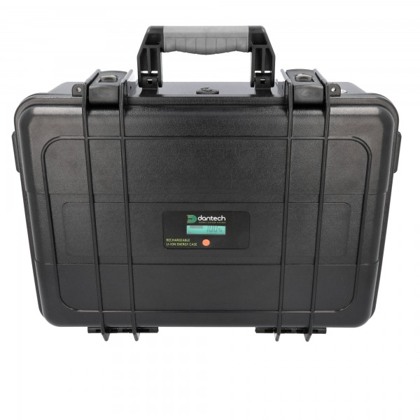 Li-Ion Energy-Case ECD 2500-01 24V DC | 2500Wh | 100Ah