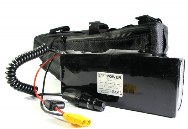 Softpack Battery 48V 11.4Ah 29E in Roswheel Bag