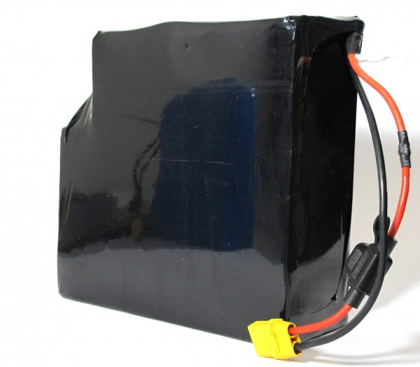 Softpack Battery 52V 18Ah BMS 40A XT-90 with HG2