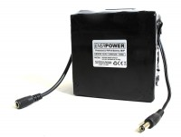 ENERpower Salvör LiFePO4 battery 15.2Ah for 12V pasture Fence devices
