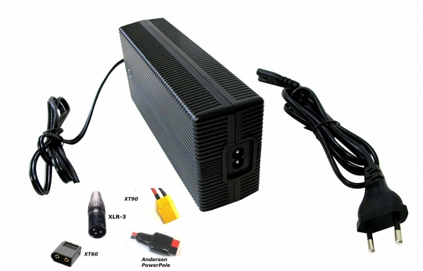 Charger 67.2V for Li-Ion batteries 60V 3A 210W