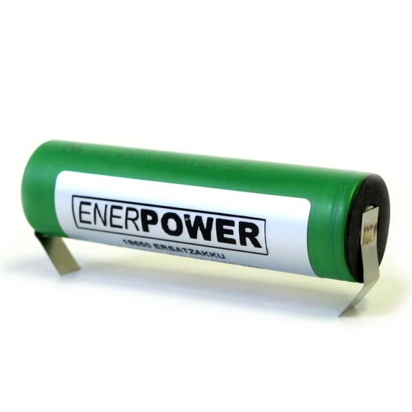 ENERpower 3.6V Gardena Accu 60 replacement Li-ion Battery with Samsung 25R 2500mAh