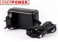 3S Charger for Li-Ion-Batteries 10.8V-11.1 2A Round Plug