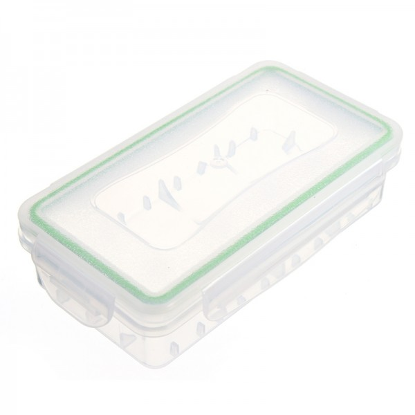 Waterproof Box for 2*18650 or 4*16340 Batteries