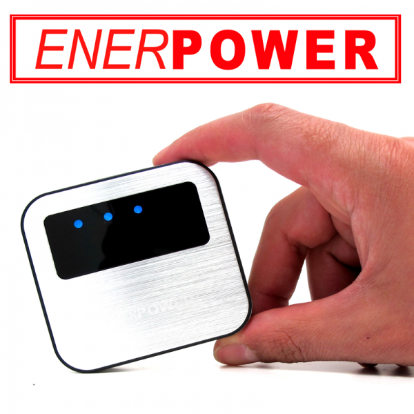 ENERpower EP-2S26W Compact Power Bank 6900mAh