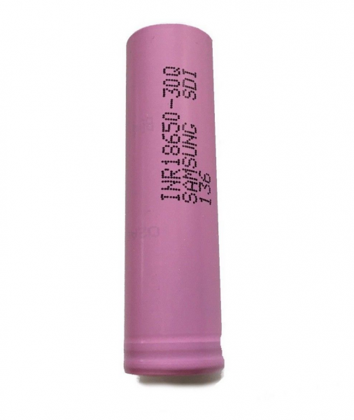 INR18650-30Q Li-Ion cell 3.6V 3000mAh
