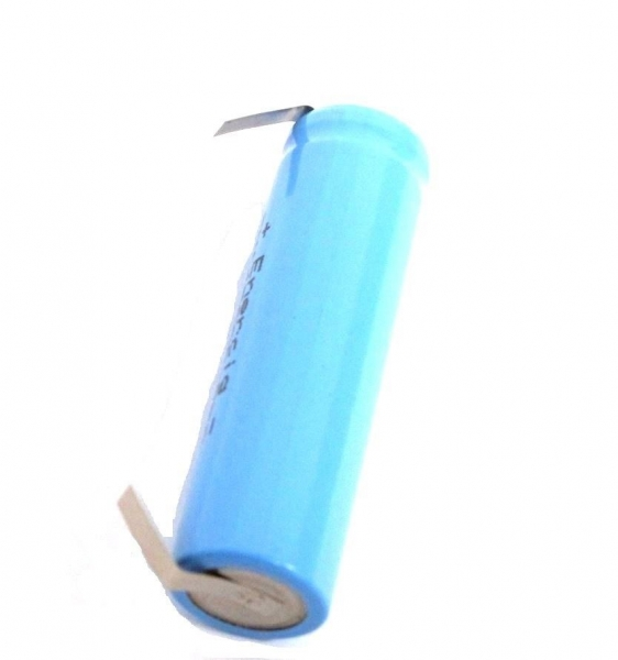 Enercig 14500 3,6V Li-Ion Cell 850 mAh (3C) for Braun Oral B 3765 Genius Smart i850