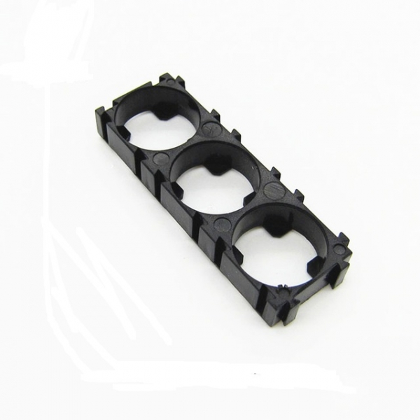 Battery Spacer holder for 3 batteries size 18650, 18500