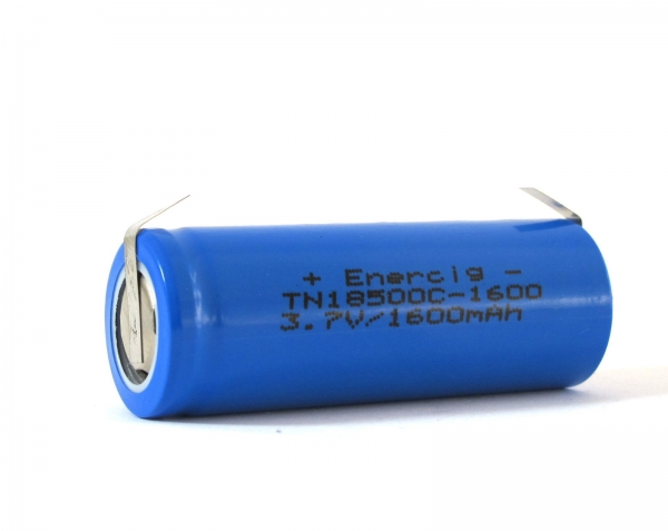Braun razor Replacement battery 3,6V Li-Ion Cell 1600 mAh