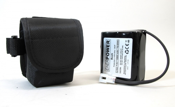 Enerpower - carrying case for 2S batteries - Size M
