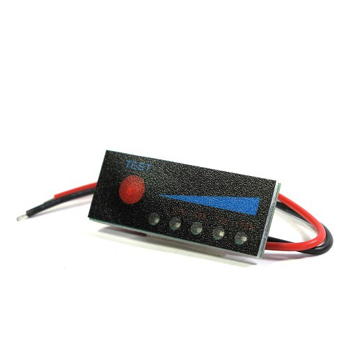 Charge Indicator for 2S Li-ion Batteries