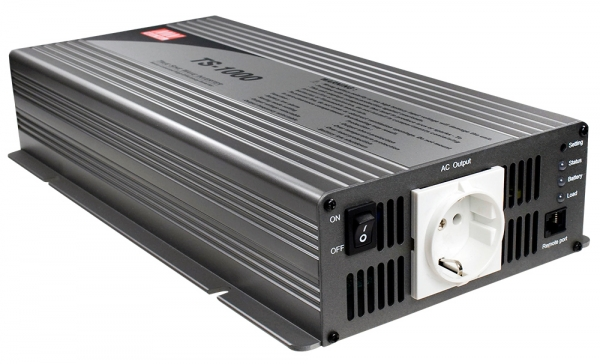Meanwell DC/AC Power inverter 10.5V-15VDC 230VAC 1000W