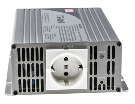 Meanwell DC/AC Power inverter 21V-30VDC 230VAC 400W