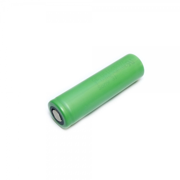 Murata Sony US18650V3 Li-Ion cell 3.6V-3.7V 2150mAh flat, without protection circuit